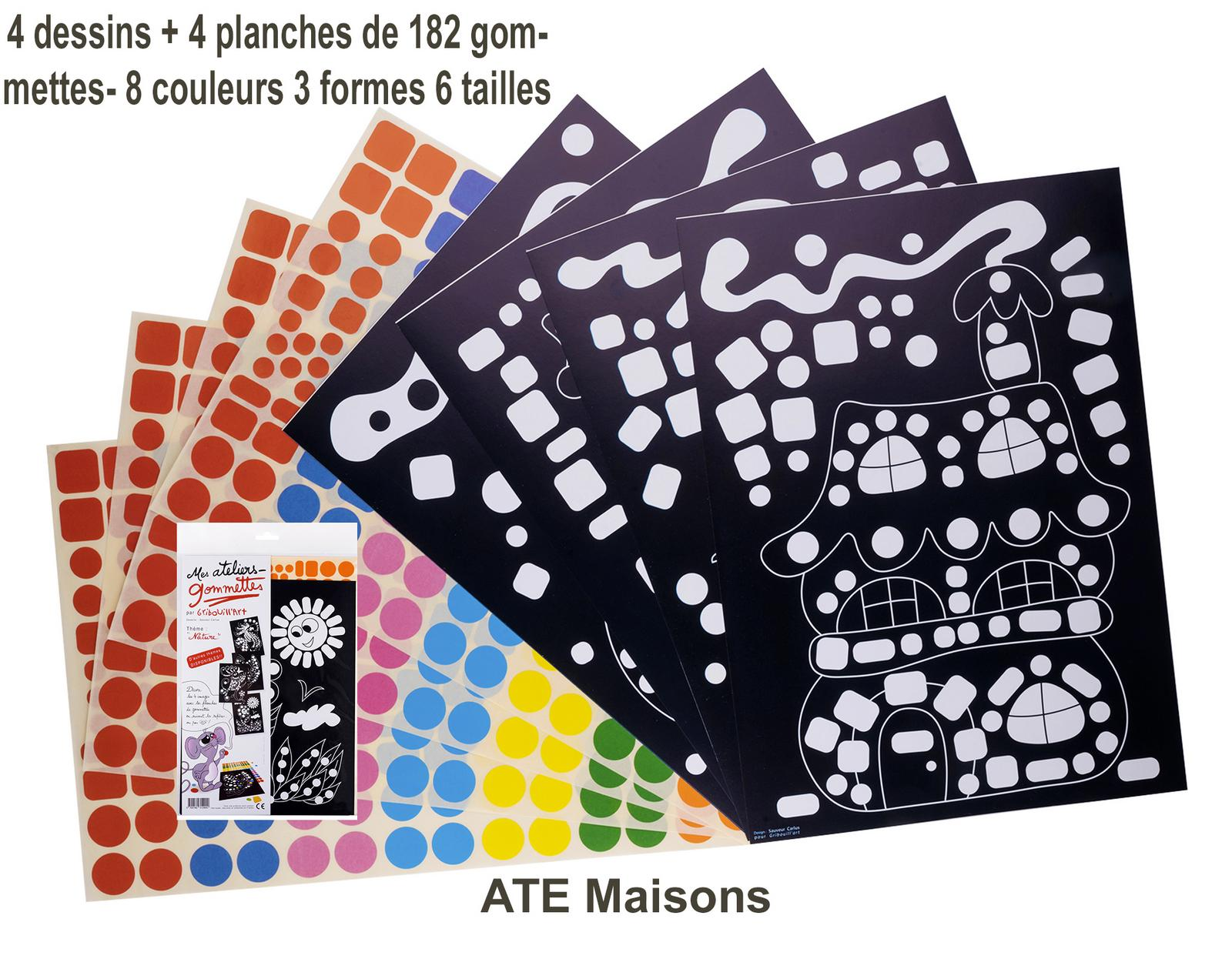 83 -ATE Maisons