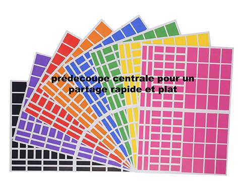 26 1728 rectangles 8 couleurs